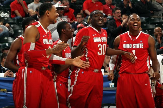 Big Ten Tournament 2012: Ohio State Beats Rival Michigan to Advance to Final