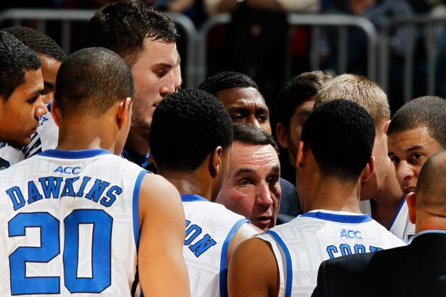 Duke Basketball: Coach K's Squad Will Rebound from FSU Loss