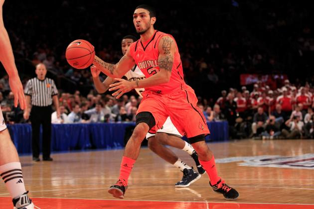 Big East Tournament 2012: Louisville Will Reclaim Big East Crown