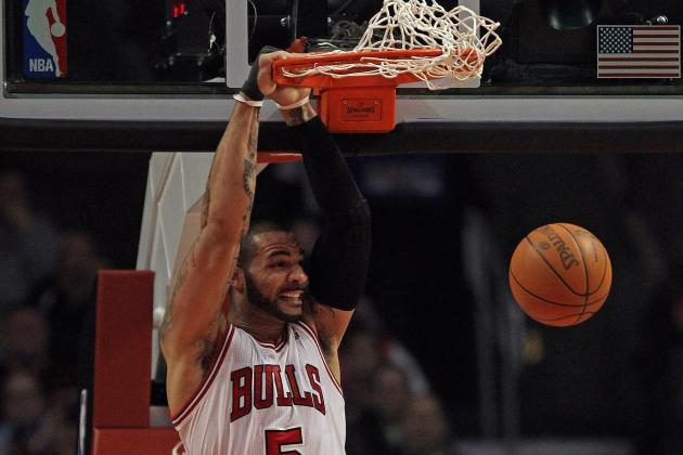Chicago Bulls Need to Run More Plays for Carlos Boozer
