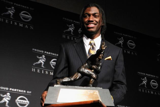 Washington Redskins Set Up Robert Griffin III for Failure