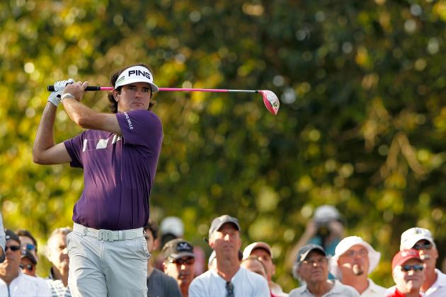 Cadillac Championship 2012: TV Schedule and Tee Times for Sunday