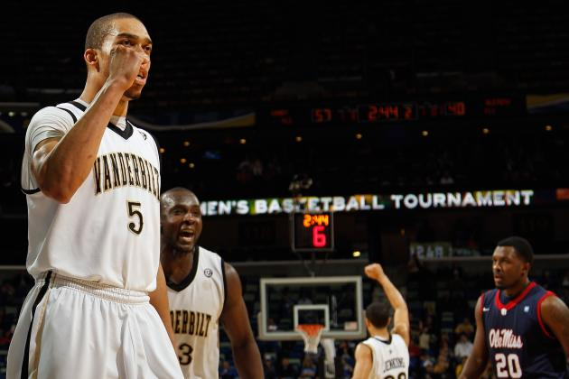 SEC Tournament 2012: Keys to Vanderbilt Pulling Monumental Upset over Kentucky