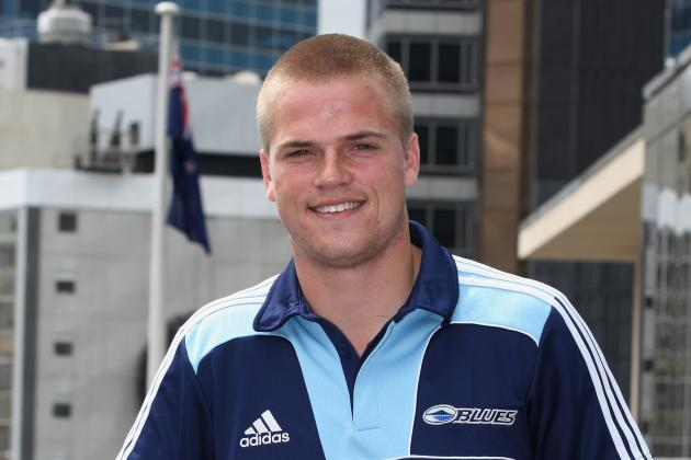 Super Rugby: Gareth Anscombe Impresses in Starting Debut for Blues