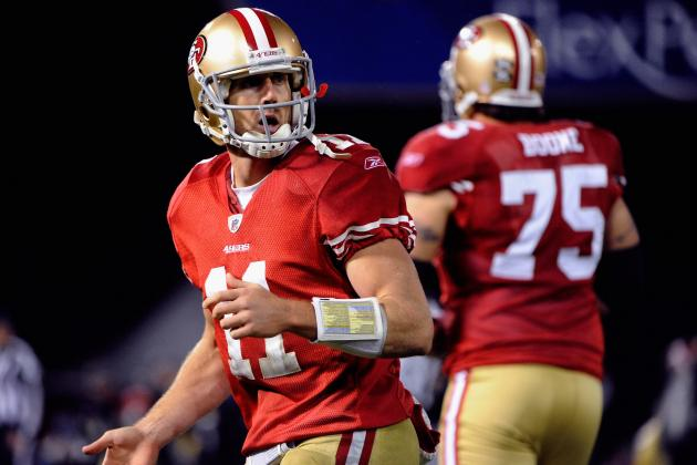 Alex Smith: Will San Francisco 49ers QB Test the Market?