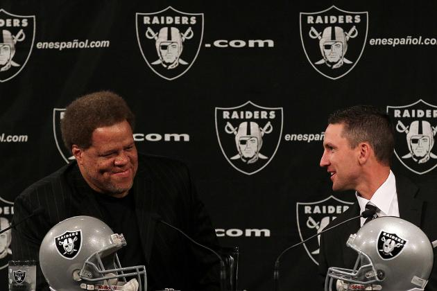 Why Oakland Raiders Will Build Through Draft, Not Free Agency