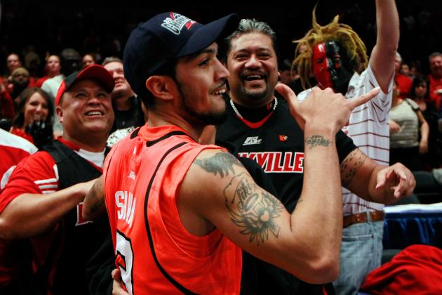 March Madness 2012 Bracket: Peyton Siva and Louisville Boost Chances with Title