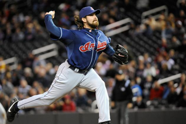 Spring Training 2012: Cleveland Indians' Chris Perez Optimistic About Injury