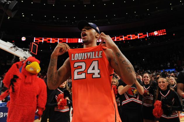 Big East Tournament 2012: Louisville, Cincinnati Poised for Big Runs in March