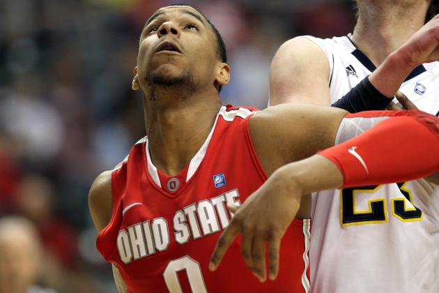 Big 10 Tournament 2012: Ohio State Deserves No. 1 Seed If They Defeat Spartans