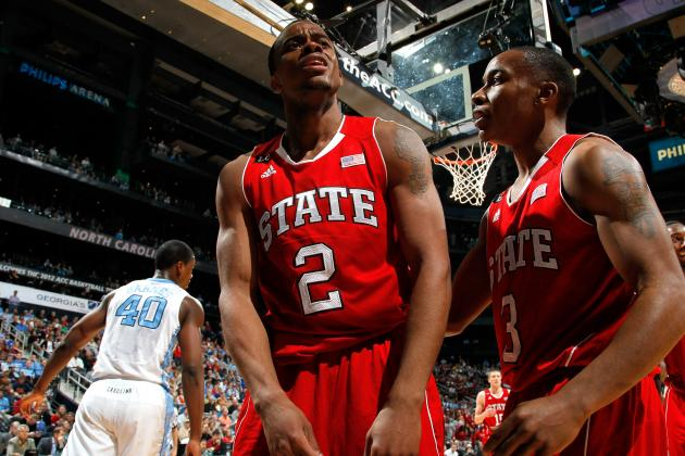 NCAA Bracket 2012: NC State and Bubble Teams That Would Do Damage