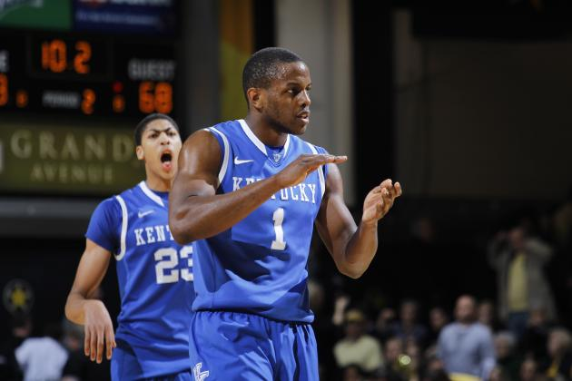 SEC Tournament 2012 Schedule: Kentucky Set To Sweep Vanderbilt and Conference