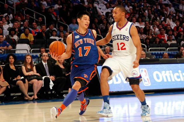 76ers vs. Knicks: Live Reaction, Jeremy Lin Updates, Video and More