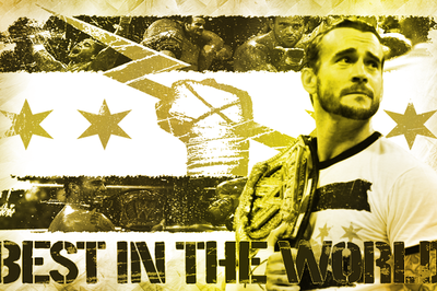 WWE: CM Punk, Best in the World an Afterthought on the Road to WrestleMania