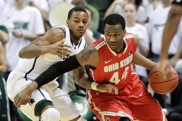 Big Ten Tournament 2012: Live Score, Reaction and Analysis from OSU vs. MSU