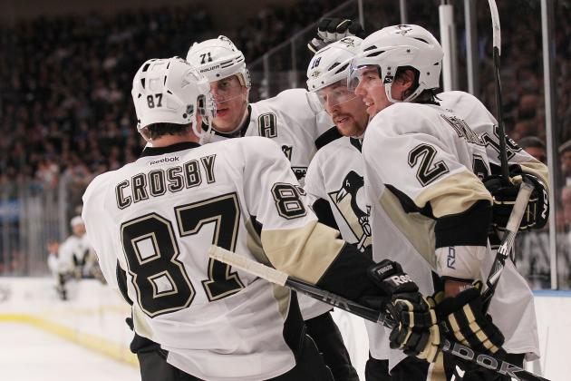2012 Fantasy Hockey Playoffs: Our Hot Picks Minus Sidney Crosby
