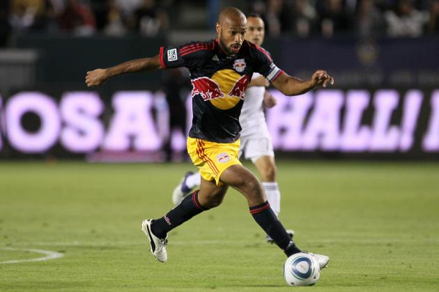 New York Red Bulls: Who Will Lead the Team in Goals in 2012?
