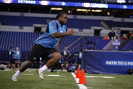 2012 NFL Draft: Dallas Cowboys Should Select NT Dontari Poe in First Round