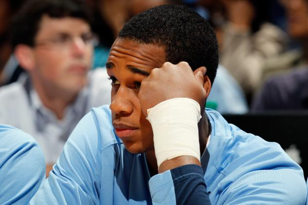 NCAA Bracket 2012: UNC's Tournament Hopes Take Hit Without John Henson