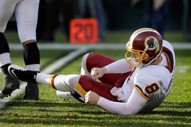 Washington Redskins: How the Trade Will Set the 'Skins Even Further Back