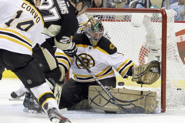 Boston Bruins: Claude Julien Right Not to Keep Waiting on Marty Turco