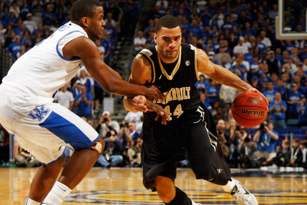 SEC Tournament 2012: Twitter Reaction, Highlights and Grades from Vandy's Upset