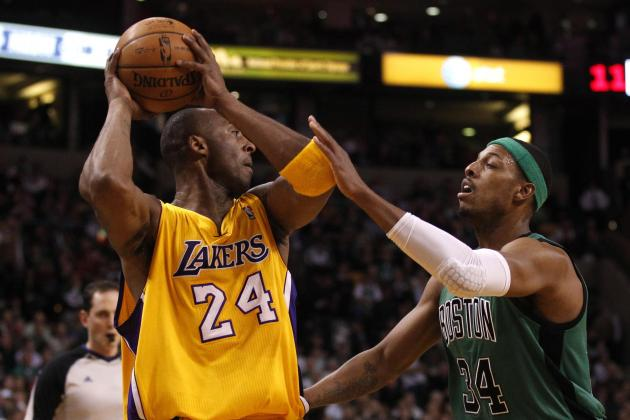 Los Angeles Lakers vs. Boston Celtics: Live Scores, Highlights and Analysis