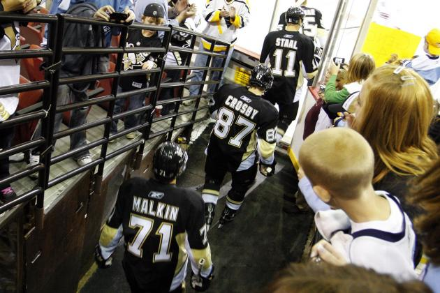 Pittsburgh Penguins' Window for Capturing the Stanley Cup Is Closing Quickly