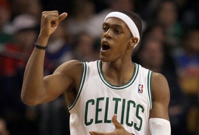 NFL caliber? Rajon Rondo considered the NFL at one point during the lockout.