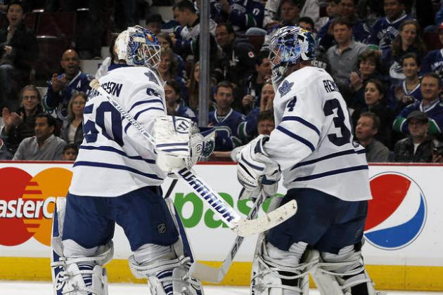Toronto Maple Leafs: What's the Goalie Situation for Next Year?