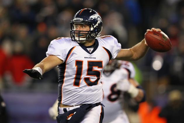 Tim Tebow Trade Rumors: Could Broncos QB Be on the Way to Jacksonville?