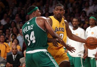 Metta World Peace has had a big third quarter.