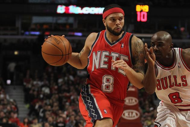Chicago Bulls Should Pursue Deron Williams in Free Agency