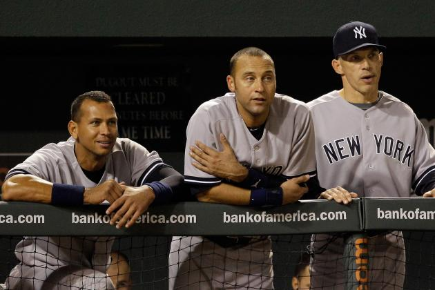 2012 MLB Predictions: New York Yankees Season Preview