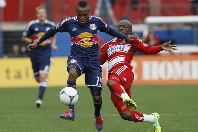 New York Red Bulls Lose Season Opener, Are a Work in Progress