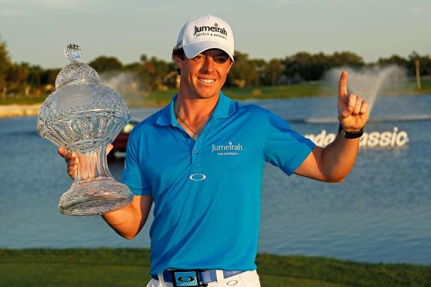 Rory McIlroy Is the Definitive World No. 1 as Tiger Woods Comes Up Lame Again