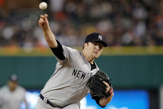 2012 New York Yankees: Battle for the Fifth Starter Slot