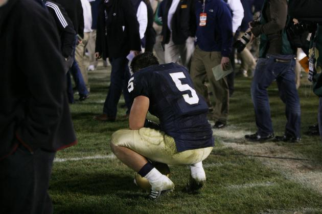 Notre Dame Football: Should the Irish Adjust Their Defensive Approach in 2012?