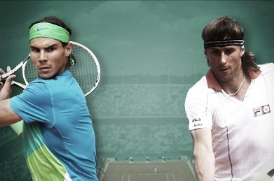 Rafael Nadal vs. Bjorn Borg: Who  Would Win?