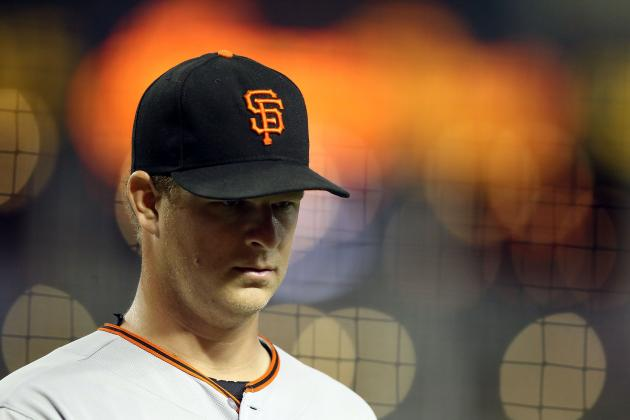 San Francisco Giants: The Biggest Question Facing Each Giants Pitcher in 2012