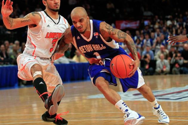 2012 NCAA Tournament: Seton Hall Left out on Selection Sunday