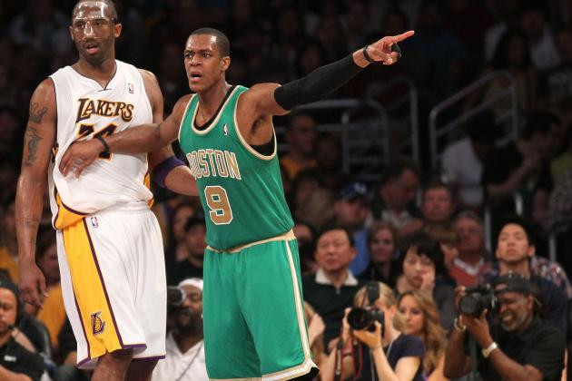 Why NBA's No. 1 Point Guard Rajon Rondo Stays in Boston