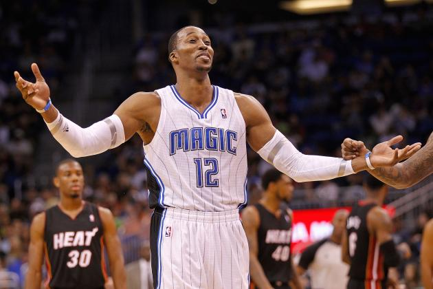 New Jersey Nets: Dwight Howard Speculation and Nets' Backup Plan