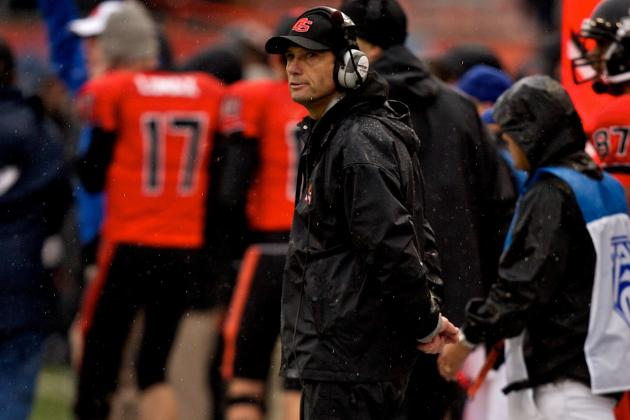 Oregon State's Mike Riley: Is This His Final Season as the Football Coach?