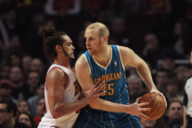 Chris Kaman: Could He Be the Missing Piece for the Indiana Pacers?