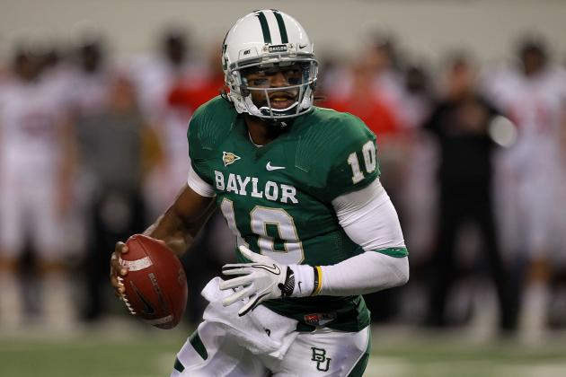 2012 NFL Mock Draft: Full 1st Round with NFL Player Comparisons