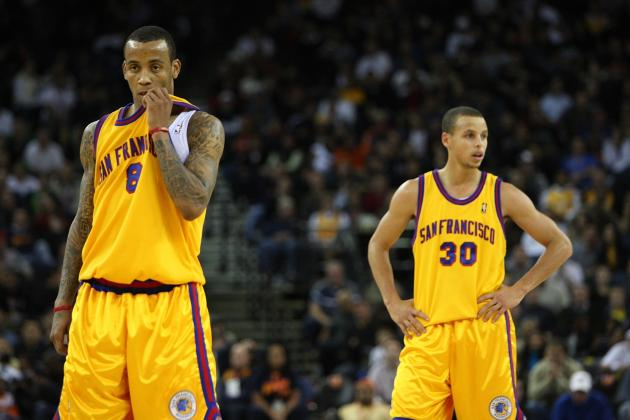 NBA: Why the Warriors Need to Trade Monta Ellis or Stephen Curry