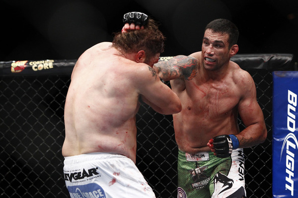 Fabricio Werdum vs. Mike Russow Slated for UFC's Possible Show in Brazil in June