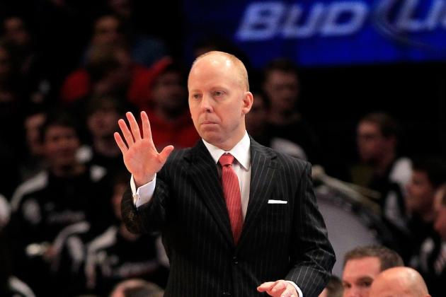 Cincinnati Bearcats: Isn't Mick Cronin the National Coach of the Year?