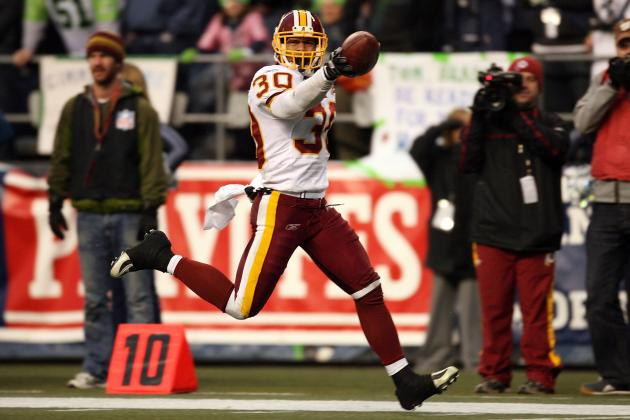 2012 NFL Free Agents: Jets, Bears, Eagles and Redskins in on S LaRon Landry?